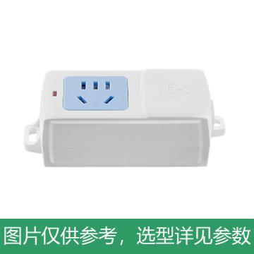 公牛BULL 接线板(新国标),基础系列,GN-A01 无电线 1位