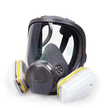 防毒面具全面罩,MJ-4006