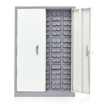 盛悦欣美 零件柜,75抽铁抽带门,尺寸(长×宽×高):680×280×990mm