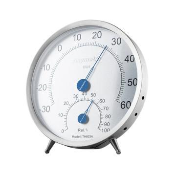 美德时 温湿度计,TH603A白色