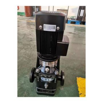 南方泵业 立式多极离心泵,CDL2-4FSWPC42.5% H=30MPO055KW