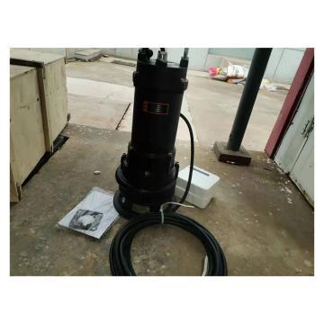 新界 不锈钢污水潜水泵 ,WQ10-10-0.75KW 电压220V