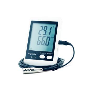 美德时/Anymetre 温湿度记录仪,TH20E 冷链库房 药店 档案室