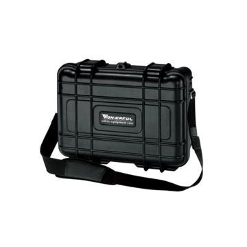 万得福 小型塑料安全箱,227mm×182mm×84mm