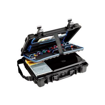 万得福 中型塑料安全箱,517mm×433mm×143mm
