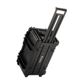 万得福 中型塑料安全箱,600mm×392mm×285mm