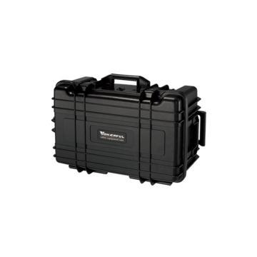 万得福 中型塑料安全箱,600mm×440mm×230mm