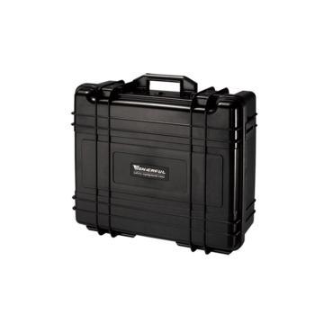 万得福 中型塑料安全箱,599mm×497mm×222mm