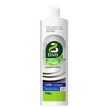 比亚 酶洗洁精,洗消护餐具净710ml 单位:瓶