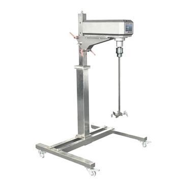 昂尼 数显大型无刷搅拌机,水处理量/转速:200L/30-2000rpm,搅拌处理粘度:100000mPa.s,AM1000(中试)