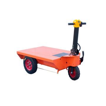 西域推荐 电动平板搬运车,48v20A,800W,载重600kg,整车长1480*宽780mm