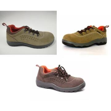 京澜 低帮款防护鞋,低帮驼色深棕色卡其色,定制,35-46