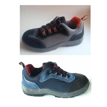京澜 低帮防护鞋,蓝色黑色,定制,35-46