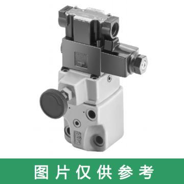 油研YUKEN BST系列电磁溢流阀,产地台湾,BST-10-2B3B-A200-N-46T
