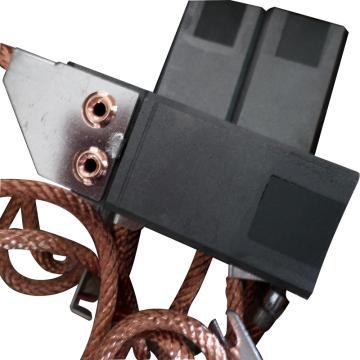 美尔森MERSEN 碳刷,SH3488-L5CB,25*32*100