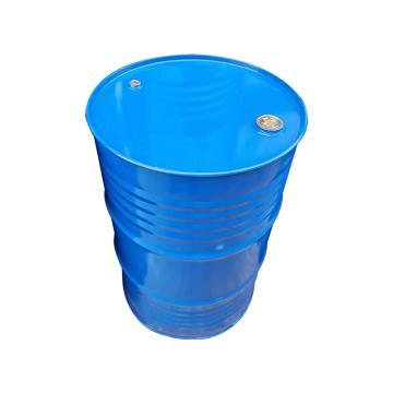 西域推荐 闭口蓝色烤漆油桶,200L,尺寸:Φ58.5×L88.5cm,18kg