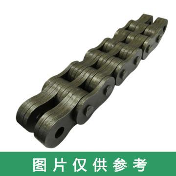 恒久CHJC LL系列板式链,链板组合2×2,LL0822,1m