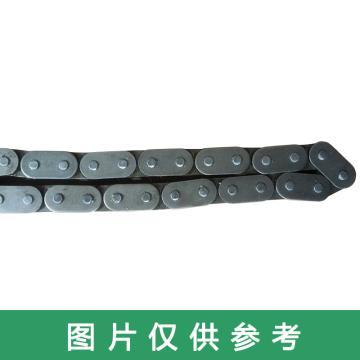 恒久链条CHJC A系列直链板滚子链,1.5m,单排,链号C80(16A),C16A-1*60L
