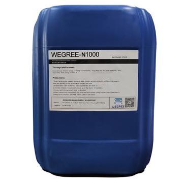 威格瑞 反渗透阻垢剂,WEGREE-N1000,25kg/桶