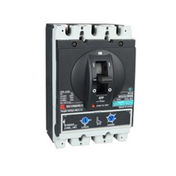 常熟开关 塑壳漏电保护断路器,CM5L-125M/33M/00/UA 16A 30mA