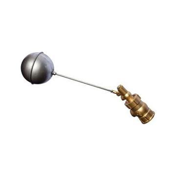 埃美柯/AMICO 黄铜小孔式浮球阀,KXF-X1,901-DN15
