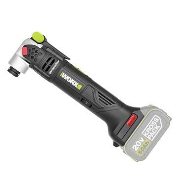 威克士 无刷多功能机切割打磨20V 裸机不含电池和充电器,WU690.9