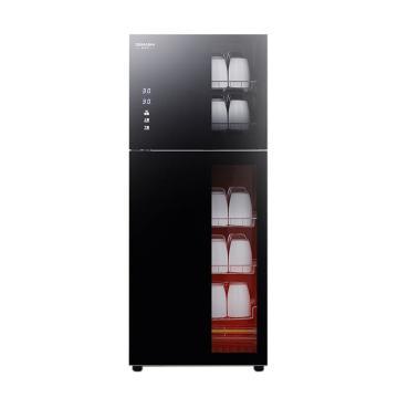 德玛仕 茶杯消毒柜,双门五层消毒碗柜,ZTD138A-1