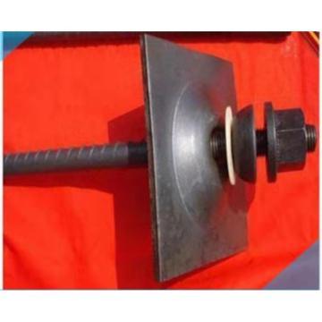 泓洛,无纵肋螺纹钢式树脂锚杆矿用左旋锚杆,MSGLW-335/20*2400mm,单位:套