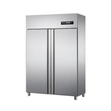 德玛仕 热风循环高温消毒柜,不锈钢双门餐具消毒碗柜,RTD980PD-1