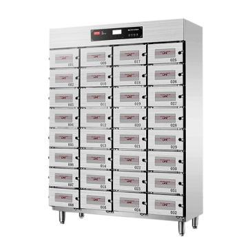 德玛仕 多格消毒柜商用,热风循环独立多室紫外线保洁柜,CN-40M