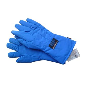 赛门 低温防护手套,SM-1046J,超低温液氮防护 38cm