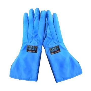 赛门 低温防护手套,SM-1046J,超低温液氮防护 48cm