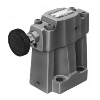 榆次油研 低噪音电磁溢流阀,最大流量100L/min,电压AC220V,S-BSG-03-2B3B-A200-L-51