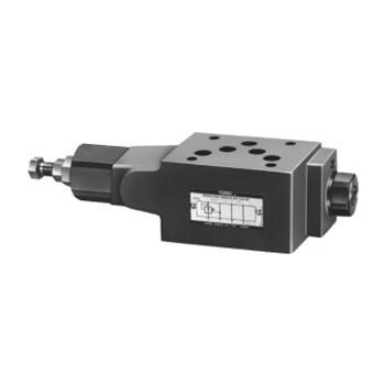 榆次油研 叠加式减压阀,MRP-03-H-20