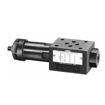 榆次油研 叠加式减压阀,MRP-01-B-30