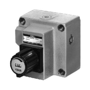 榆次油研 单向调速阀,最大调节流量125L/min,FCG-03-125-N-30