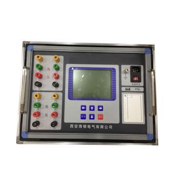 西安海顿 三通道变压器直流电阻测试仪,HDBH358