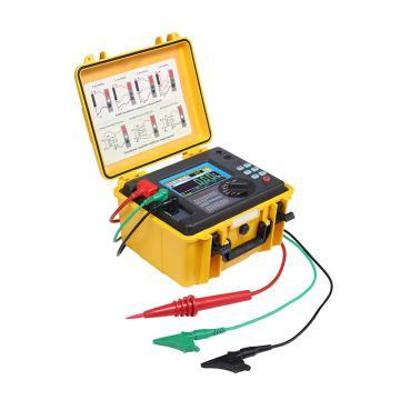西安海顿 水内冷发电机绝缘电阻测试仪,HDBH205