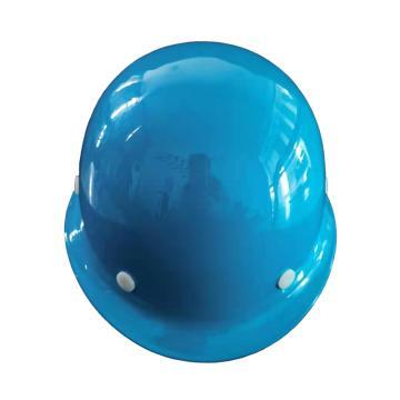 日月星 安全帽,玻璃钢安全帽,蓝色
