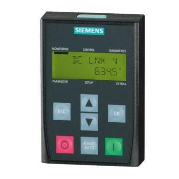 西门子 变频器面板,6SL3255-0AA00-4CA1