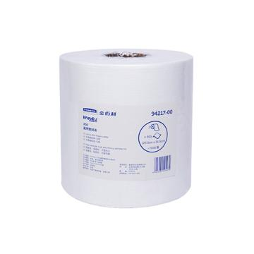 金佰利X50通用擦拭布,大卷式 94217,2卷/箱 单位:箱