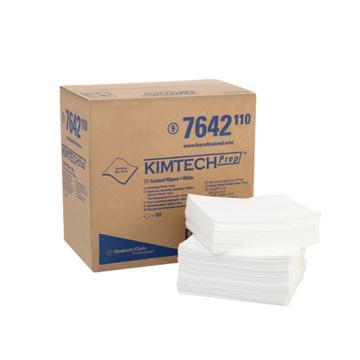 金佰利擦拭布,KIMTECH* PREP 专用除胶布76421,500x400mm 500张/箱 单位:箱