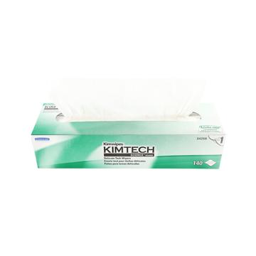 金佰利无尘擦拭纸,大号单层34256,140张/盒 15盒/箱 单位:箱(断货)