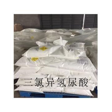 消十二,三氯异氢尿酸,有效氯含量≥90%,单位:吨(按袋包装)