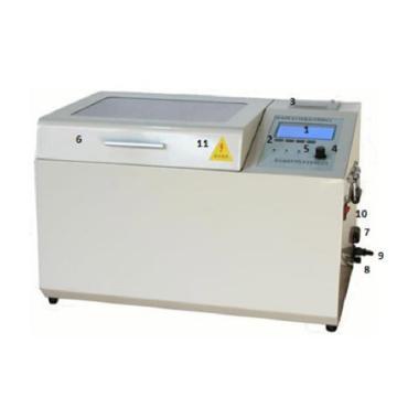 北京普乐 油介电强度测试仪(三杯),型号:PULE803