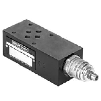 派克 parker 叠加式减压阀,ZDR-P01-1-S0-D1