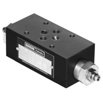派克 parker 叠加式单向节流阀,ZRD-ABZ01-S0-D1