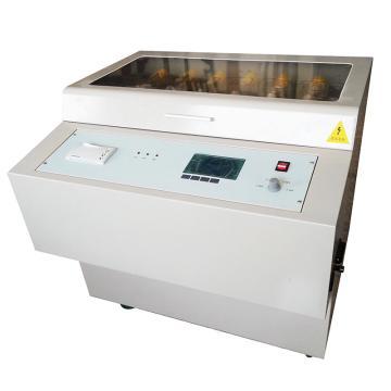 北京普乐 油介电强度测试仪(六杯),型号:PULE806