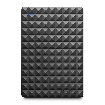 希捷(Seagate) 移动硬盘 2TB USB3.0 睿翼 2.5英寸商务黑钻 兼容Mac
