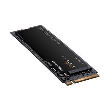 西部数据(Western Digital)1T SSD固态硬盘 M.2接口(NVMe协议) WD_BLACK SN750 游戏高性能版